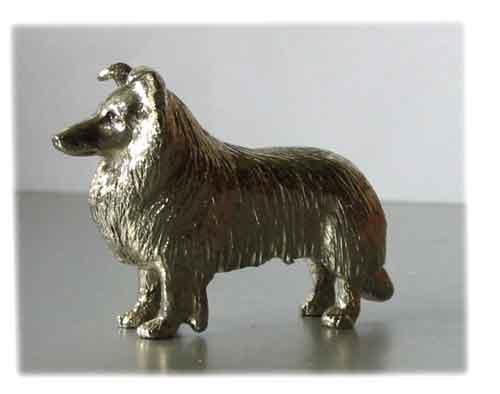 ON SALE Shetland Sheepdog Jewelry Brooch by NobilityDogs on Etsy